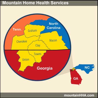 Mountain Home Health Services - serving Hayesville, NC